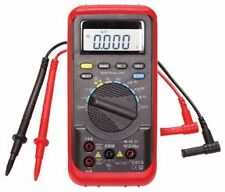 ATD Tools Auto Ranging Digital Multimeter with Protective Holster 41 Test Ranges