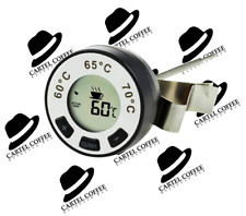 *NEW* Leaf & Bean Digital Milk and Beverage Thermometer °C - *AS SEEN IN STORES*