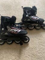 Roller Blades Used Kids size 5-7 spitfire co. rollerblades