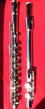 Yamaha 81 pre 874 877 884 894 897 -rei- Vollsilber Silver Transverse Flute Flute