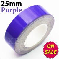 "25mm x 9.8m PinStriping Pin Stripe Coachline Tape Decal Sticker 1/"" Deep Yellow"