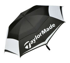TaylorMade Double Canopy 64inch Umbrella 2017 Black