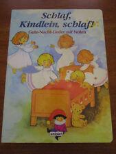 E1184) ALTES PAPP-KINDERBUCH SCHLAF KINDLEIN SCHLAF FELICITAS KUHN UNIPART 1999