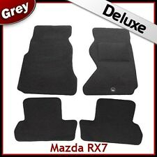 Genuine Mazda 3 2013-on Alfombra Tapetes De Lujo BLD2-V0-320 RHD