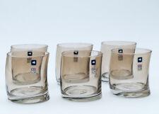 Leonardo Swing 018014 Whisky Glas Whisky Becher Made in Germany Marrone 250 ML