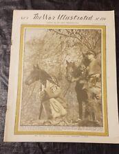 The War Illustrated No. 170 Vol 7 1943 Vella Lavella Polish Para Troops