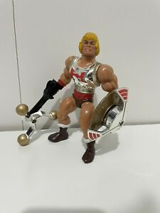 Flying Fists He-Man Masters Of The Universe 1986 Action Figure Mattel