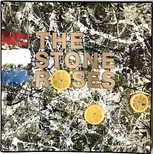 The Stone Roses - The Stone Roses (LP) (VG-/G)