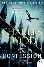 The Confession (Charles Todd 2012 Trade paperback)