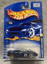 2001 Hot Wheels 25th Anniversary Lamborghini Countach!!