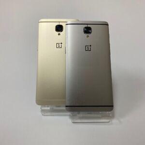 ONEPLUS 3 Dual-SIM 128GB / 64GB  - Graphite / Gold - Unlocked - Smartphone