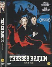 Therese Raquin / Thérèse Raquin (1953, Marcel Carné) DVD NEW