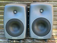 More details for pair of genelec 8340a sam workstation studio monitors (mint & boxed) worth £2158