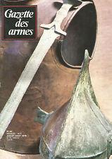 GAZETTE DES ARMES N°62 VOERE AM 180 / A.B.C DU CHARGEMENT / COLT PYTHON