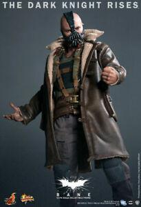 "Hot Toys BANE Dark Knight Rises 1/6 12"" FIGURE Batman  Mint SEALED USA"