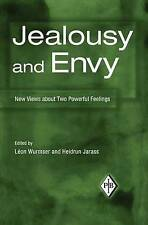 Jealousy and Envy: New Views about Two Powerful Feelings (Psychoanalytic Inquiry