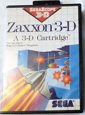 Zaxxon 3-D für Sega Master System (US 8002)