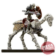 D&D Miniatures SKELETAL COURSER #41 Night Below