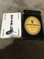 VINTAGE GUINESS PLAYING Cards - Complete