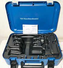 Geberit Mepla Koffer für Biegewerkzeug PushFit 16, 20, 26, 32 Rechnung