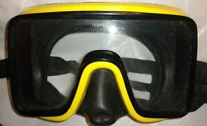 Technisub Nova Goggles US Divers Tempered Glass Scuba Mask