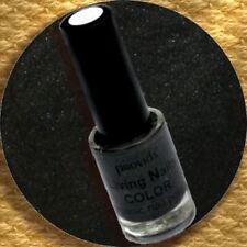 Living Nails Bio-Farblack 09 Black schwarzer Nagellack 5ml Demeter Nail Polish