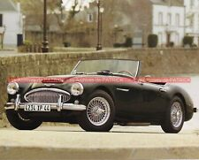 AUSTIN HEALEY 3000 1959 Fiche Auto #008923