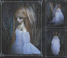 "Doll Outfit by Violet Fern, BJD SD Size, ""Illusion Lake Bride"" from Monique"