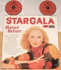 MARGOT WERNER - Stargala (POLYDOR, D 1977 / 2LP m-)
