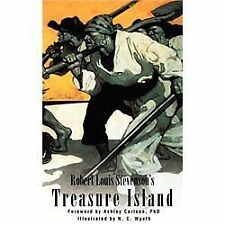 Treasure Island (with Foreword by Ashley Carlson) (Paperback or Softback)