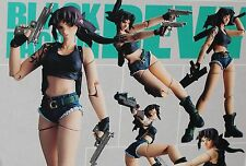 Revi Black Lagoon revoltech #012 Kaiyodo Collectible figure New Rare Vintage