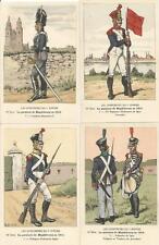 Cdt BUCQUOY - UNIFORMES 1er EMPIRE - Série 101 - la garnison de Magdebourg 1814