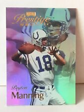 1999 Playoff Prestige Peyton Manning Card#BO53 Mint Condition