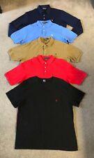 Lot 5 Ralph Lauren Men's Shirts - Long & Short Sleeve Polos & T-Shirt - Size XL