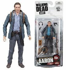 "Walking Dead TV Series Aaron 5"" Exclusive Action Figure McFarlane IN STOCK"
