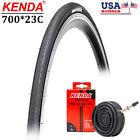 KENDA K191 Road Bike Tire 700×23C Clincher Durable Bicycle Tyre Inner Tube 622