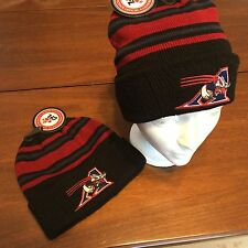 MONTREAL ALOUETTES MENS LICENSED TOQUE NEW W/ TAGS