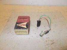 Mopar NOS Dash Turn Signal Indicator Lamp Socket w/Cable 61 DeSoto, 62 Dodge 880