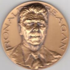 Official 1981 Ronald Reagan Presidential Inaugural Medal as Issued