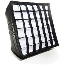 Bessel 60cm x 60cm Softbox con Difusores & REJILLA Bowens Ajuste Rápido