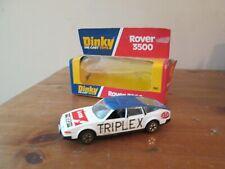 Vintage Dinky Toys Rover 3500 ref 180 die cast toy car