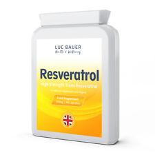 Resveratrol 150mg - 90 Capsules
