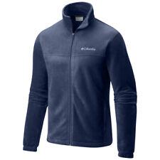Columbia Men Slate Blue Steens Mountain 2.0 Full Zip Fleece Jacket XLT Tall
