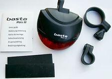 Basta Mars III, LED Rücklicht, TOP Qualität, NEU