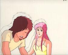Fist of the North Star Anime Cel Hokuto no Ken Bat & Airi