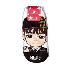 Lee Dong Wook Low Ankle Socks Goblin Dokkaebi K-drama K-pop K-fashion