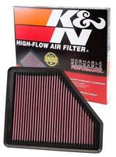 33-2958 K&N Replacement Air Filter HYUNDAI GENESIS COUPE 2.0-L4/3.8L-V6; 2008 (K