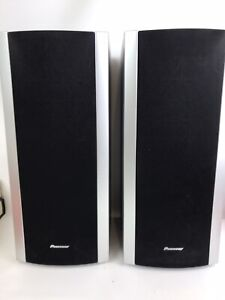 Pioneer S-HTD540 Front Left Front Right Speakers 100W 6 Ohms Tested