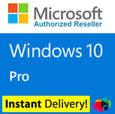 Microsoft Windows 10 Pro license key - INSTANT DELIVERY!