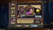 HEARTHSTONE MEDIVH HERO skin and card back INSTANT delivery 24/7 - LAST DAYS